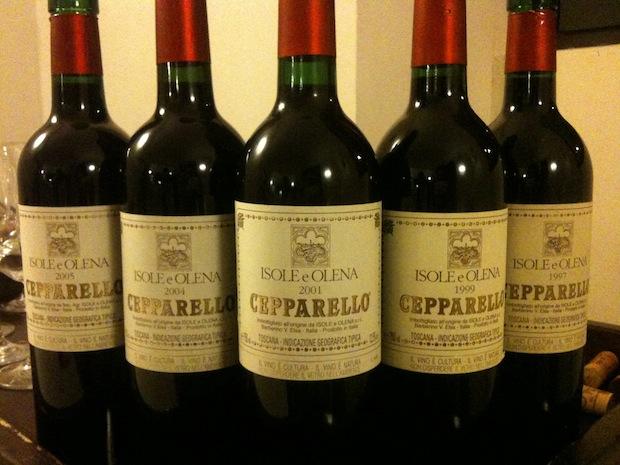 cepparello vino